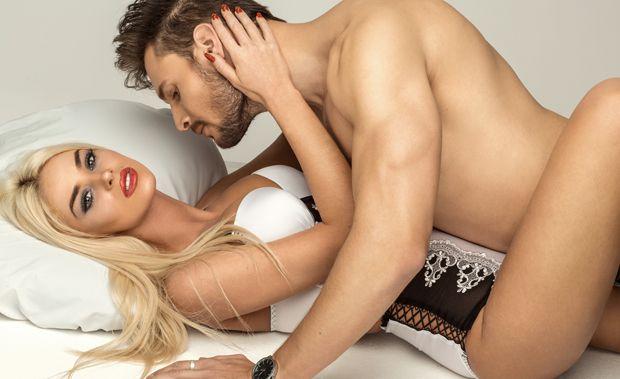 Beim sex blondinen Blondine PornoFilme
