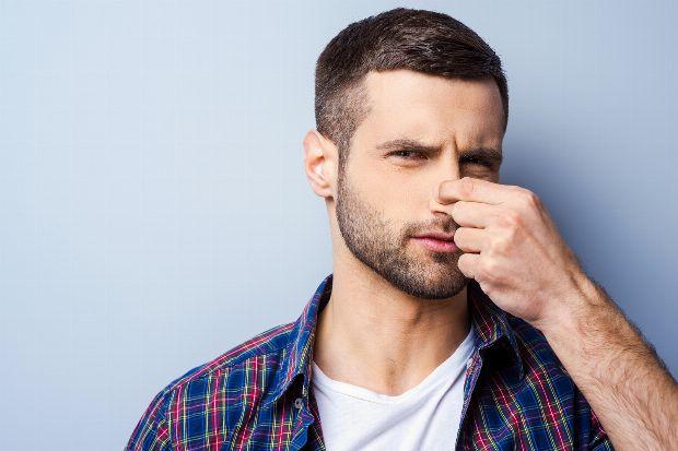 Kruste in der Nase - akute Beschwerden