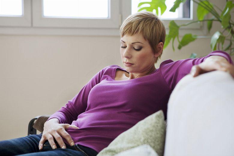 Frau schwanger lymphknoten leiste geschwollene Lymphknoten in