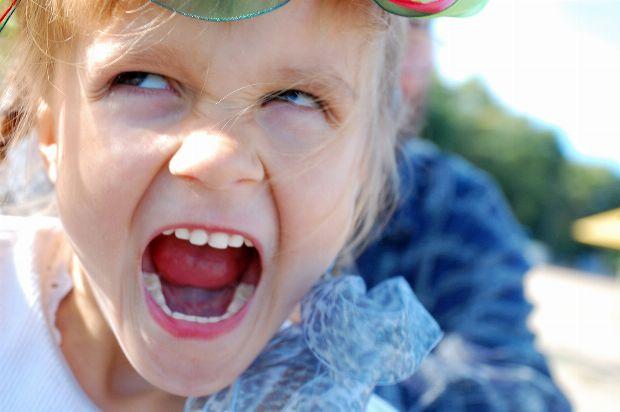 Aggressionen und Wut - Kinder