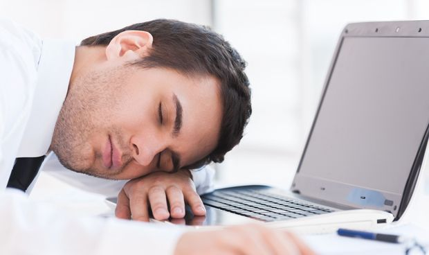Power Napping im Büro