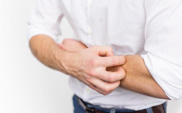 Die Salbe für die Behandlung gribka der Finger der Hände