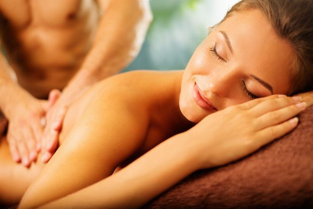 Nuru massage für frauen