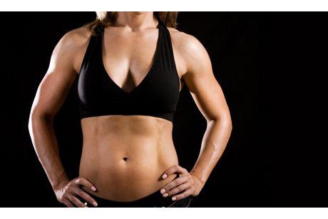 Behandlungen für schlanken Bauch in einer Woche