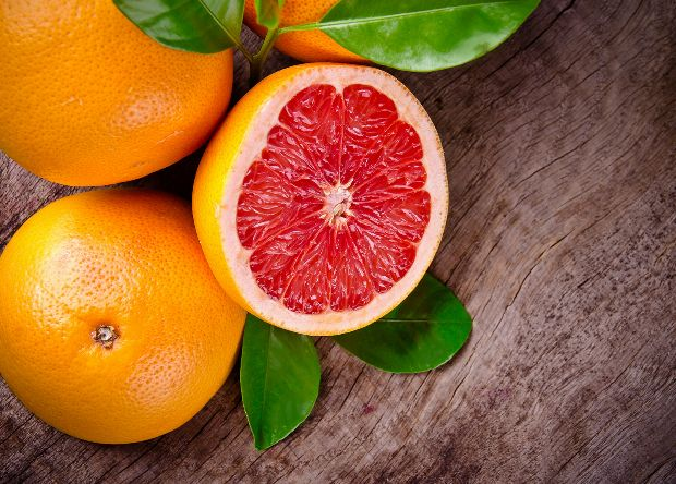 Grapefruit gegen Cellulite