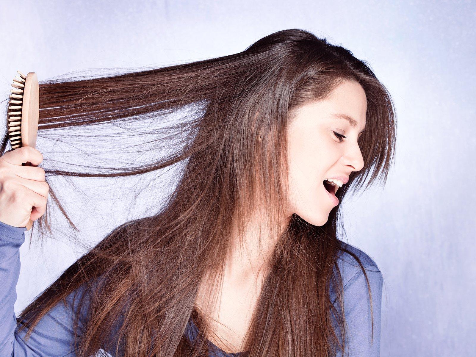Stumpfe Haare Ursachen Tipps Und Hausmittel Haarpflege