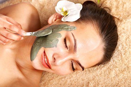 Gesichtsmasken von Mutter Natur