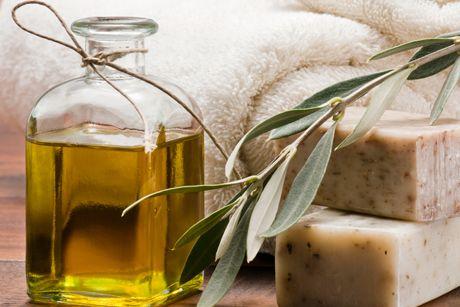 Olivenöl hilft gegen Augenfalten