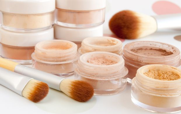 Puder Make Up