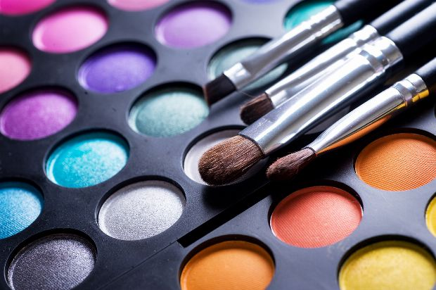 Make-Up Farben