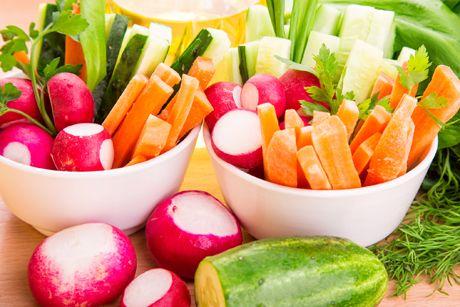 Hygienische Ernährung zum Abnehmen