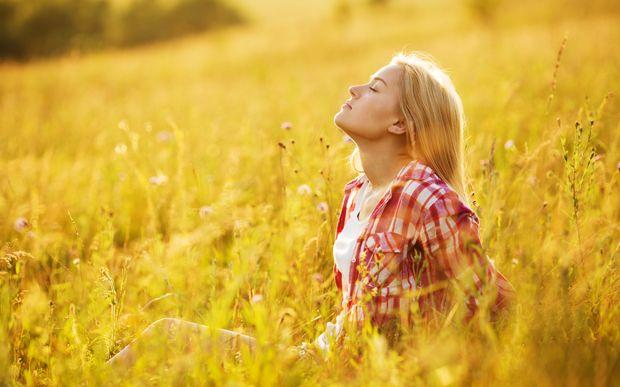 Lichttherapie Entspannung